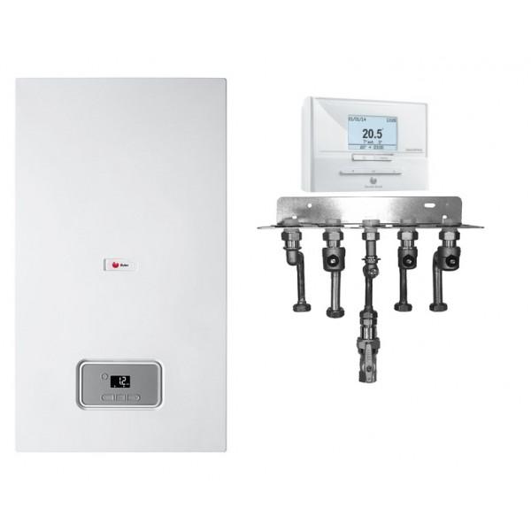 Bulex Thermo Master T25/30 chaudière murale à condensation-26.9kw