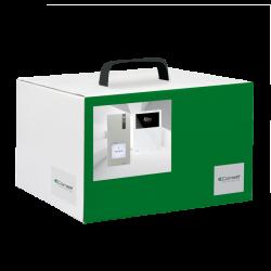 Comelit Kit 1 usager avec QUADRA et MINI main libres 8461V