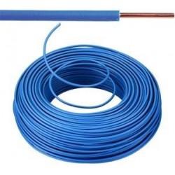 KABEL - VOB - Eca Fil d'installation - 2,5 mm² - Bleu ( H07V-U ) 100m