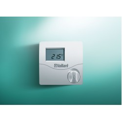 Vaillant calorMATIC VRT 50 Thermostat d'ambiance avec eBUS