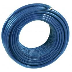 COMAP - Tube multicouche isolé bleu Multiskin 16x2 6mm couronne de 100m - B131002001