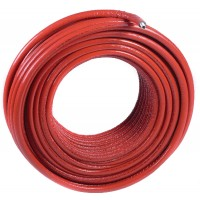 COMAP TUBE MULTISKIN ROULEAU DE 50M ISOLATION DE 26X3 ROUGE