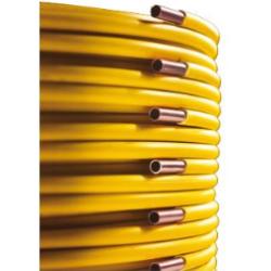 ROUL.TUB-E GAZ (jaune) 20/22 ( 25 M )