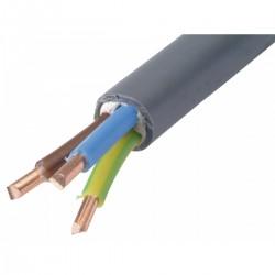 Câble d'installation XVB-F2 3G1,5 mm² - (par mètre)