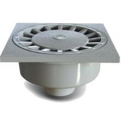 STERFPUT PVC CL 100X100 SC403G