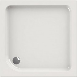 SELECTION TUB PLAT 80x80x8,5CM ACRYL