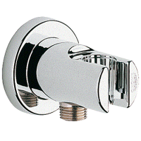 GROHE COUDE MUR RELEXA CHROME