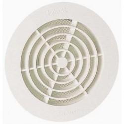 GRILLE RONDE ADAPT PVC GATM100