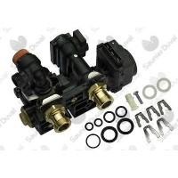 Vanne 3 voies + moteur thema Bulex S1020800