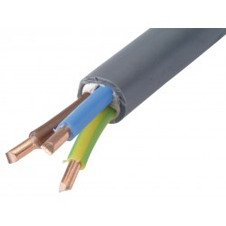 Câble d'installation XVB-F2 3G4 mm² - (par mètre)