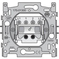 NIKO - SOCLE INTERR. 2P-16A